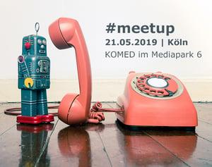 Blogartikel Meetup Digitaler Sprachassistent