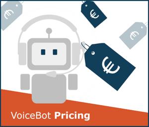 Blogartikel VoiceBot Pricing