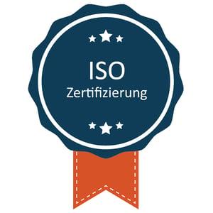 ISO Zertifizierung TENIOS