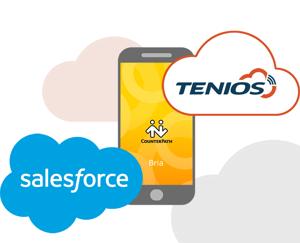 Salesforce TENIOS Integration
